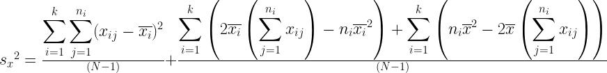 Latex formula