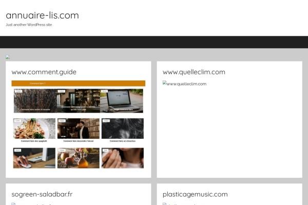 annuaire-lis.com