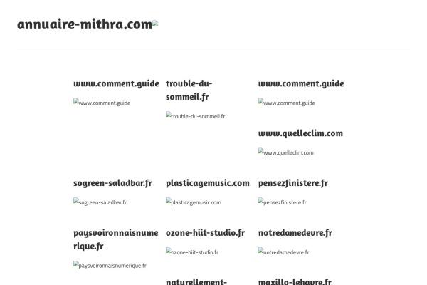 annuaire-mithra.com