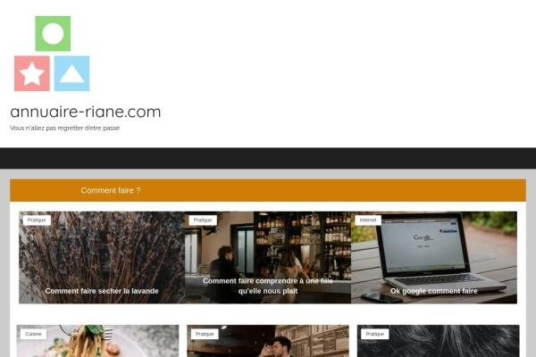 annuaire-riane.com