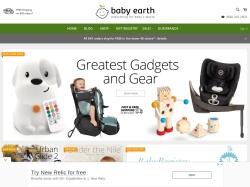 babyearth.com screenshot