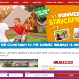 Up to 42% off Chessington World of Adventures