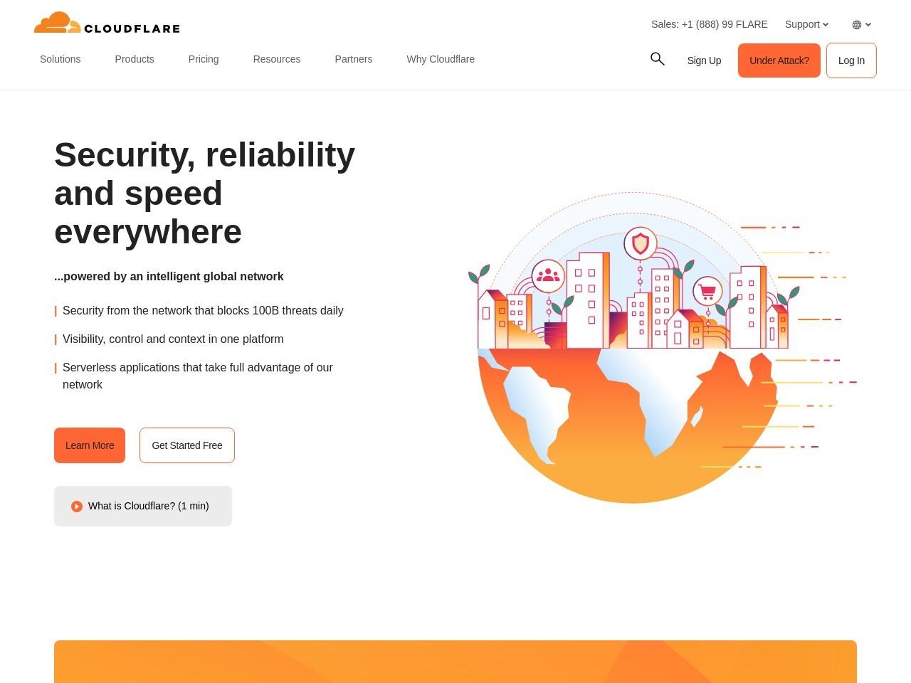 Webthumbnail cloudflare.com
