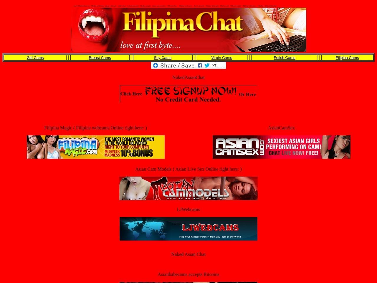 Webthumbnail filipinachat.net