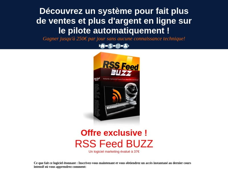 rss feed buzz