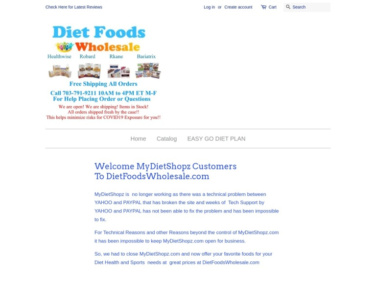 Diet Health and Sports, Inc. Coupon Codes