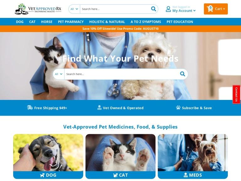 VIP Pet Meds screenshot