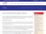 B.ed College in Ahmedabad, Rajkot. Gujarat
