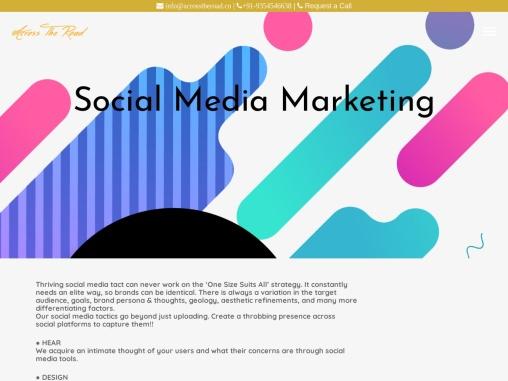 Best Social Media Marketing Company in India | Social Media Marketing Agency