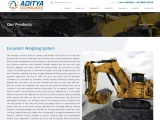 Excavator Weighing System | Industrial Weighing Automation