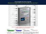 ENCYCLOPEDIE DES PARIS SPORTIF ET DU LOTO FOOT 7