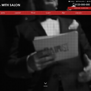 Just another WordPress site - With Salon5