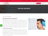 Hair PRP Treatment in Hyderabad –  Hair PRP Treatment