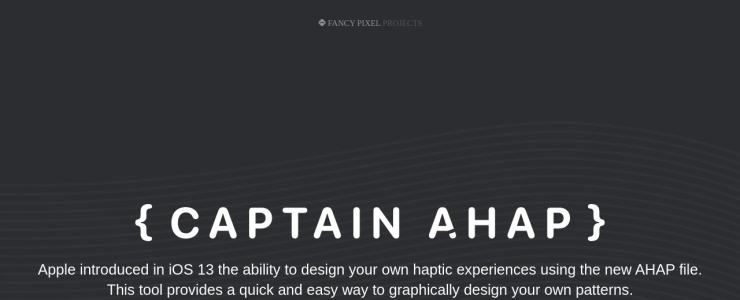 screenshot of Captain Ahap