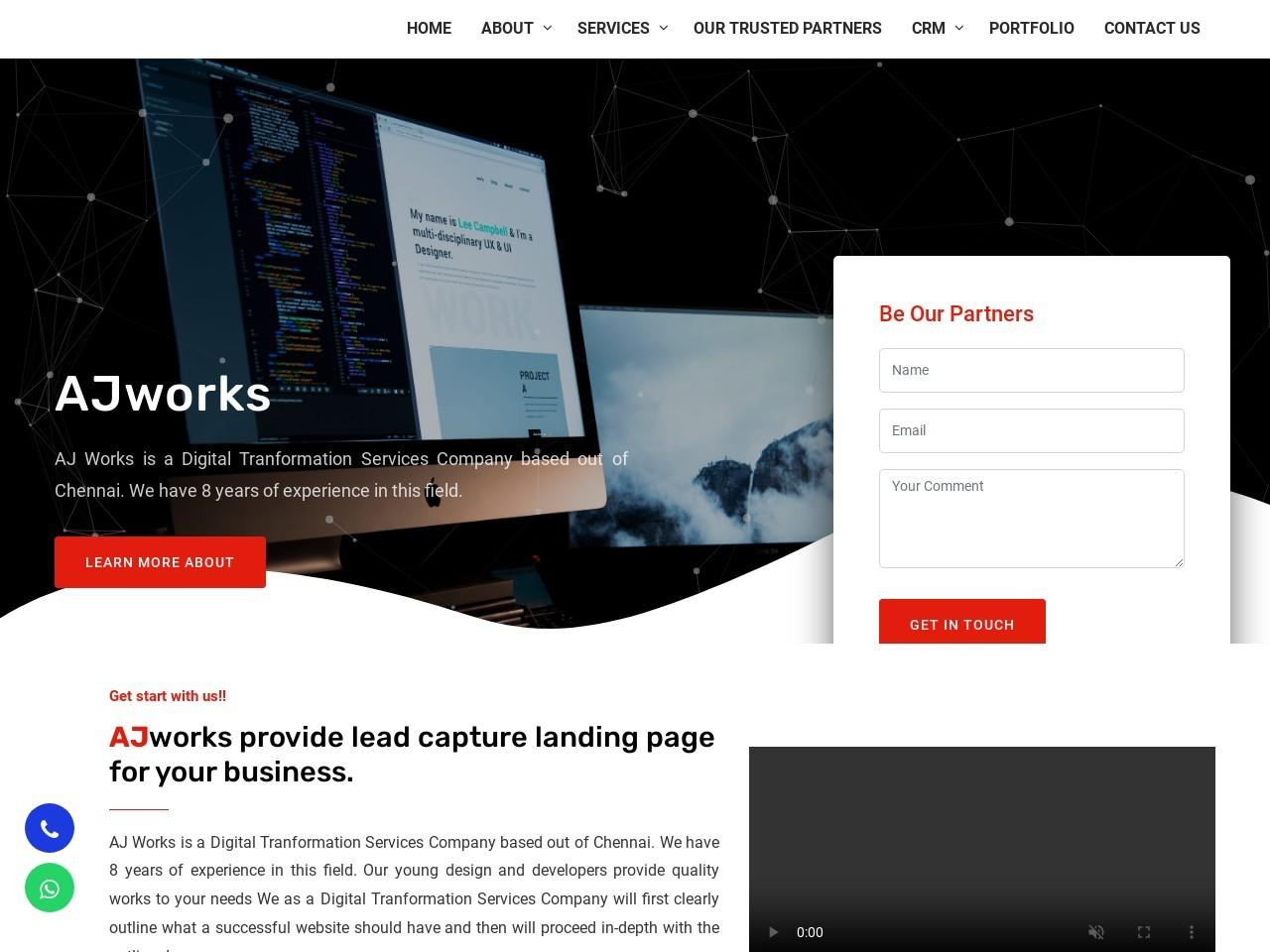 Ajworks WebDesign & Development Company