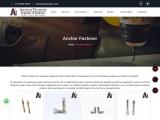 Anchor Fastener Supplier in Ahmedabad, Gujarat, Rajasthan, India | Manufacturer, Delaer