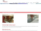Stainless Steel Glass Railing Services   Alfa Facade