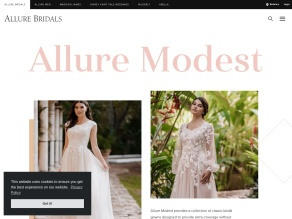 allurebridals.com/modest
