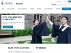 University of Toronto Alumni Website