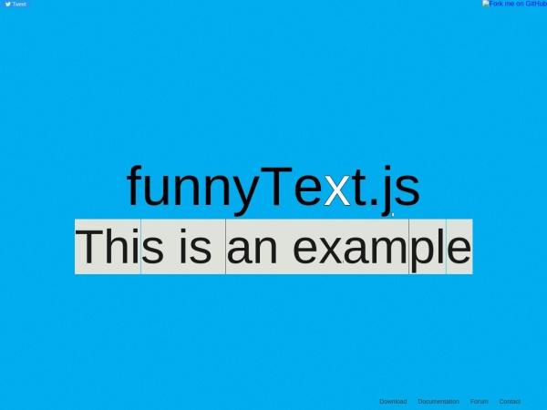 http://alvarotrigo.com/funnyText/