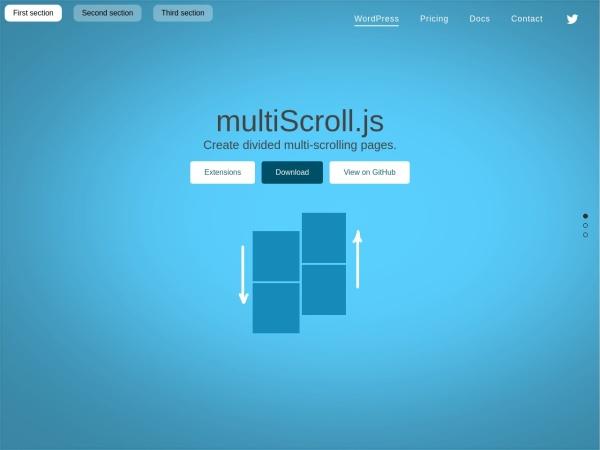 http://alvarotrigo.com/multiScroll/