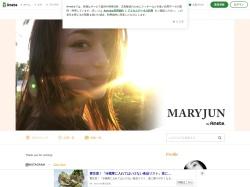 http://ameblo.jp/maryjun/