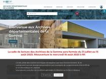 Archives de la Somme