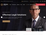 Lawyer and Law Firm HTML Template 2020