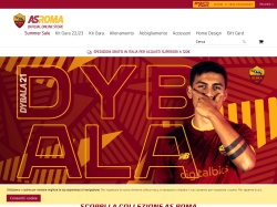 http://asromastore.it coupon and discount codes