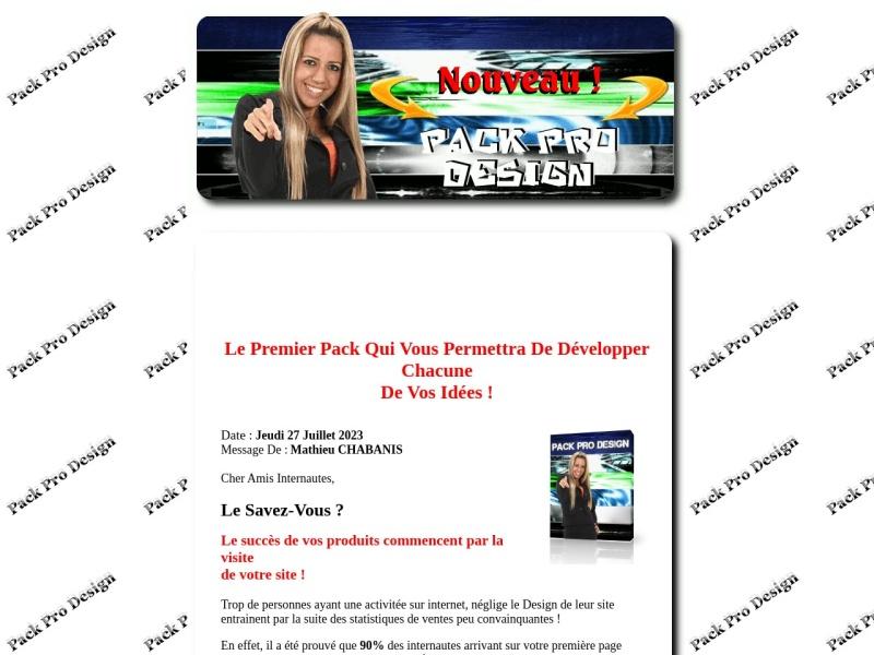pack pro design