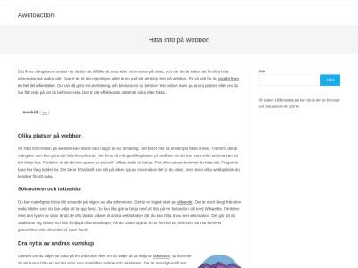 awetoaction.org