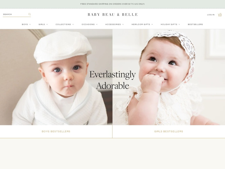 Baby Beau & Belle screenshot