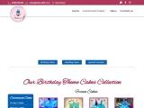 Birthday Cakes | Theme Cake Bangalore | Chocolate Cakes Bangalore