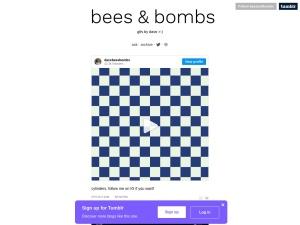 Bees & Bombsのスクリーンショット