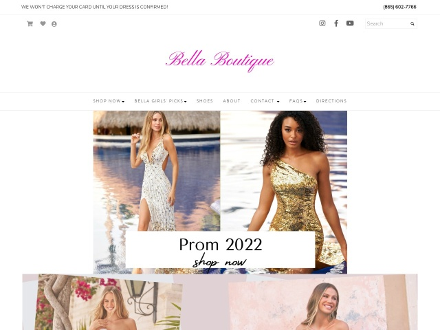 bellaboutique.com