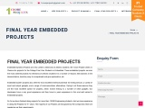 Final Year Arduino Project Centers Chennai