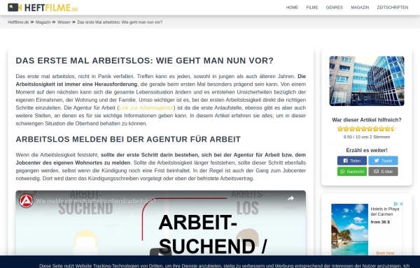 Vorschau von berliner-alv.de, Arbeitslosenverband Deutschland Landesverband Berlin e.V.