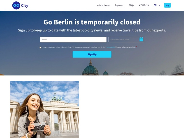 The Berlin Pass Coupon Codes