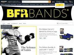 BFR Bands Store screenshot