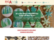 Just Desserts WordPress Theme example