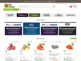 Online store Bigbasket