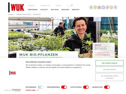 WUK bio.pflanzen