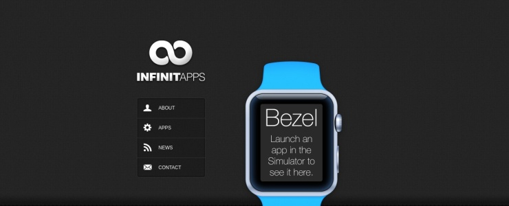 screenshot of Bezel