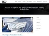 BKD Roofing – Colorbond Pergolas
