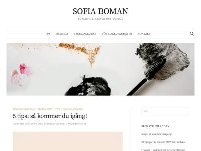 blog.sofiaboman.com