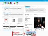 Bookmarks 2 You News links and Article Site
