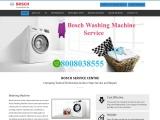 Bosch Washing Machine Service Center in Hyderabad