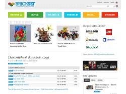 Brickset home page | Brickset: LEGO set guide and database