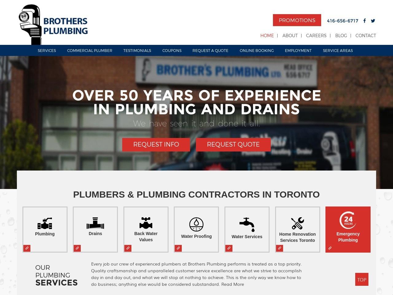 Plumbing Companies Toronto