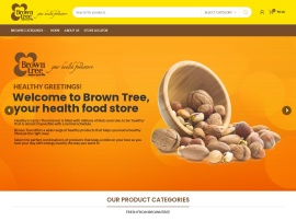 Online store Browntree